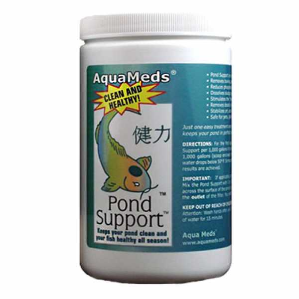 Aqua Meds Pond Support - 2 lbs.