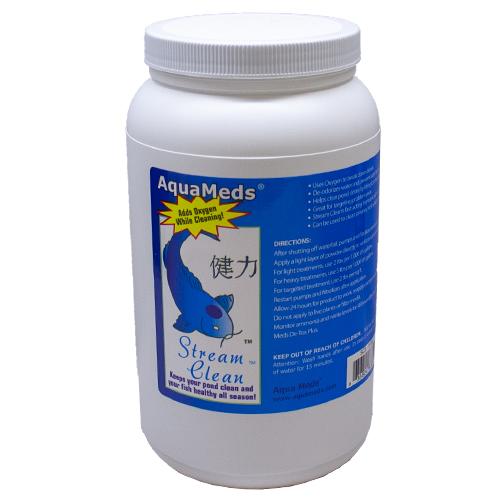 Aqua Meds Stream Clean - 5 lbs.