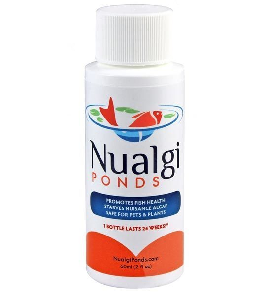 Nualgi Pond Clarifier - 500 ML / 16.9 oz.