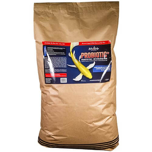 Blue Ridge Probiotic Plus Koi Fish Food  - 50 lbs. (Large Pellet)