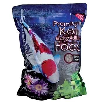 Blackwater Creek Color Enhancing Koi Fish Food - 5 lbs.