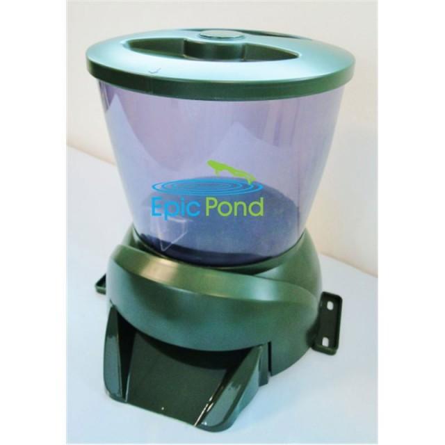 Epic Pond Fish Feeder - 3.8L