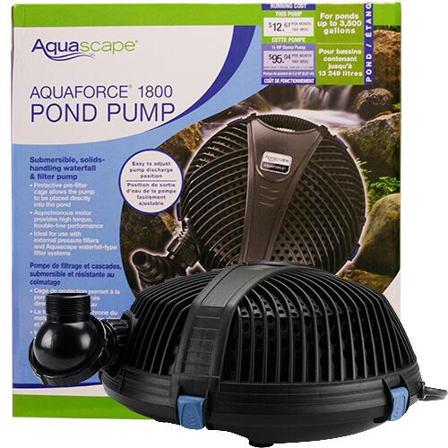 Aquascape AquaForce 1800 Pump