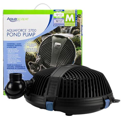 Aquascape AquaForce 2700 Pump